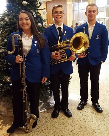RHS Qualifies for PMEA Honors Band