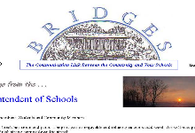 BRIDGES Newsletter Winter Edition 2019-2020
