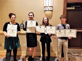 RHS Key Club Awards