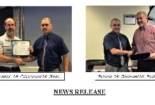 Reynolds Board Members Recognized by PSBA