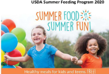 Summer 2020 Feeding Program