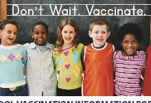 Required School Immunizations