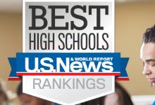 US News 2019 Top HIGH SCHOOLS