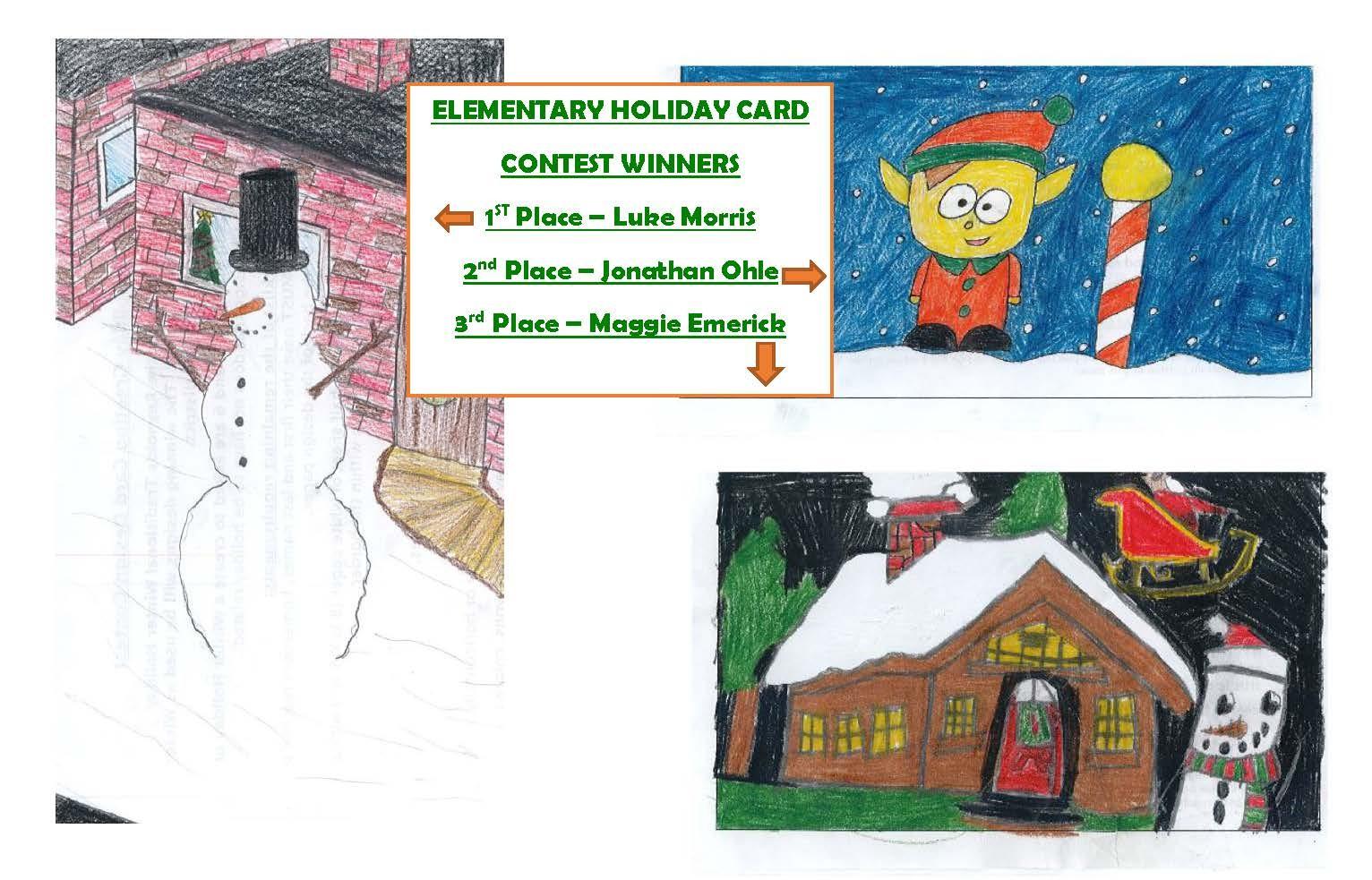 elem card winners