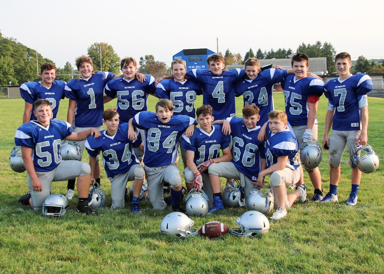 jr hi boys football
