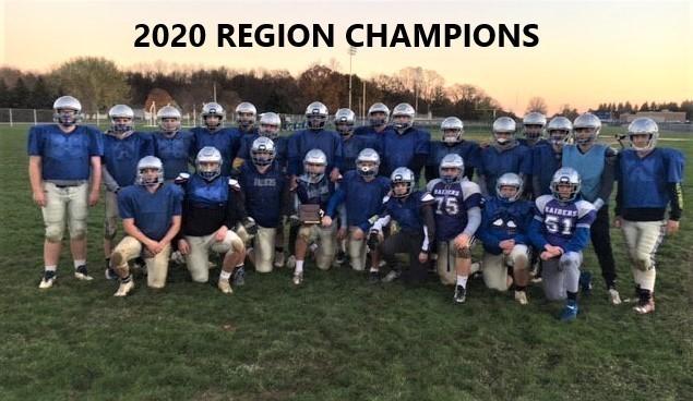 2020 Region Champions