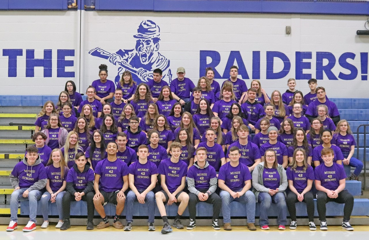 muskie strong