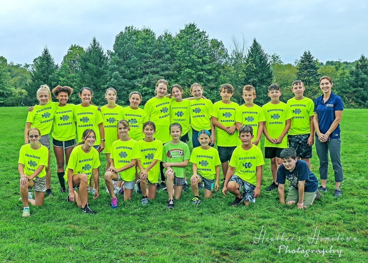 Running Raiders