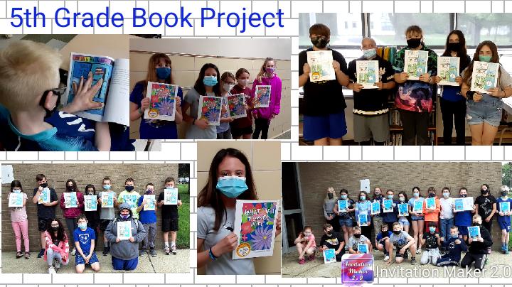 5th Grade Book Project